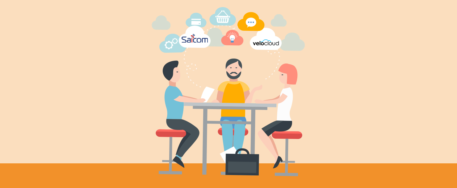 Saicom Becomes First VeloCloud Registered Partner in South Africa to Provide SD-WAN Services